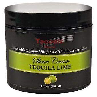 Taconic Tequila Lime Shaving Cream
