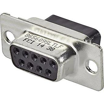 D-SUB receptacles 180 ° Number of pins: 37 FCI D-SUB 1 pc(s)