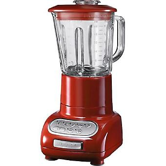 Kitchen Aid 5ksb5553er red glass blender 550w