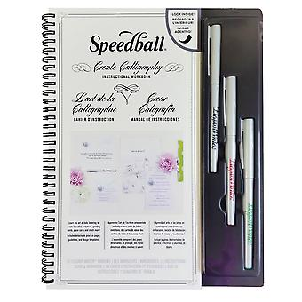 Speedball Lettershop Calligraphy Kit-  28012