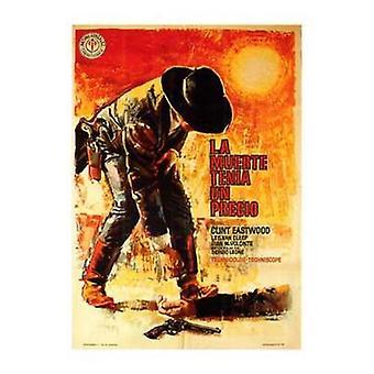 para alguns dólares mais Poster do filme (11 x 17)