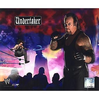 Undertaker - #238 Sports Photo (10 x 8)
