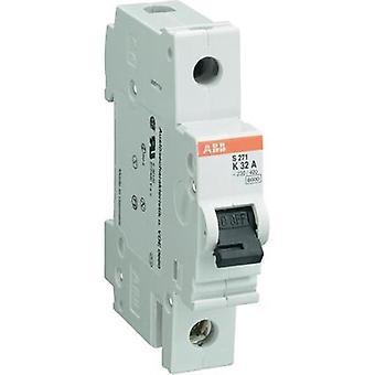Circuit breaker 1-pin 16 A ABB 2CDS251001R0467