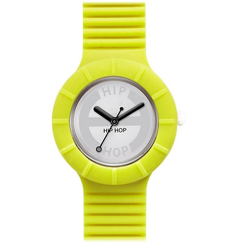 Hip Hop clock silicone Hero Small HWU0348 Lime Light