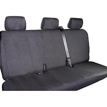 Seat covers 1-piece Eufab 28301 T5 3-er Polyester