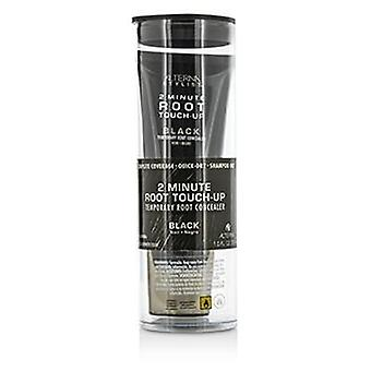 Estilista 2 minutos Root Touch-Up temporal Root corrector - # negro - 30ml / 1oz