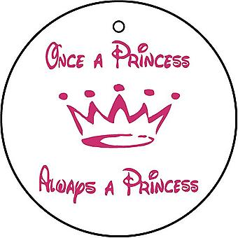 Always A Princess Car Air Freshener