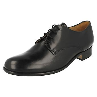 Mens Thomas Blunt Formal Lace Up Shoes Templemeads 35019