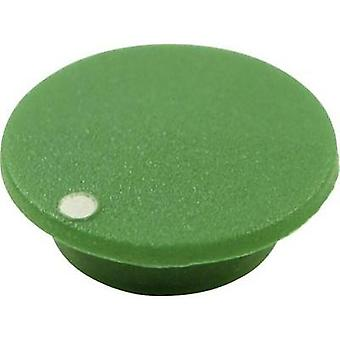 Cover + dot Green Suitable for K21 rotary knob Cliff