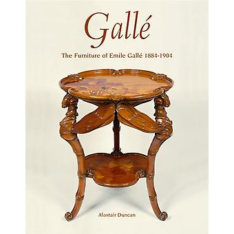 Galle Furniture (Hardcover) by Duncan Alastair Bartha Georges De