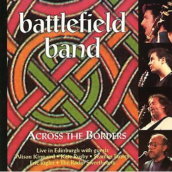 Battlefield Band - på tværs af grænserne [CD] USA importen