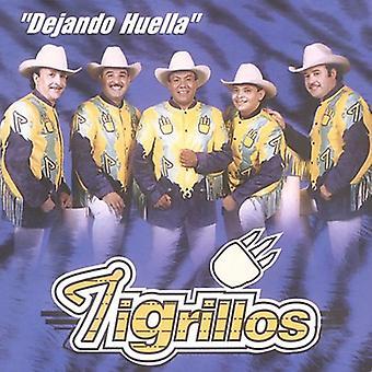 Los Tigrillos - importación de Estados Unidos Dejando Huella [CD]