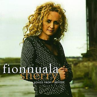 Sherry Fionnuala - Songs From Before [CD] USA import