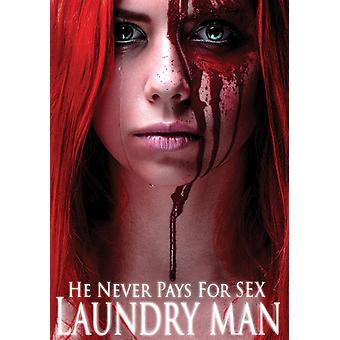 Tøjvask mand [DVD] USA import