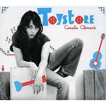Coralie Clement - importación de USA de Toystore [CD]