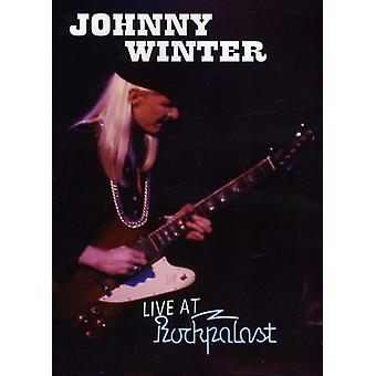 Johnny Winter - Live jazzrytmer 1979 [DVD] USA import