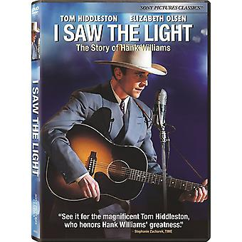 I Saw the Light [DVD] USA import