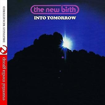 New Birth - Into Tomorrow [CD] USA import