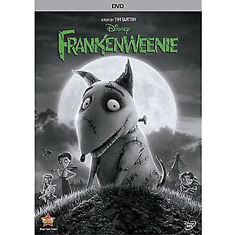Frankenweenie [DVD] USA import