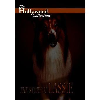 Historie af Lassie (Hollywood Col [DVD] USA import