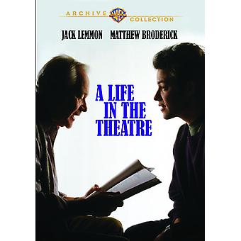 Life in the Theatre [DVD] USA import