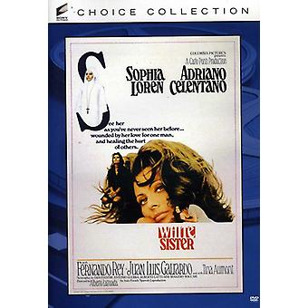 White Sister [DVD] USA import