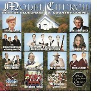 Iglesia: el mejor modelo de Blueg - importar modelo USA de la iglesia: el mejor de Blueg [CD]