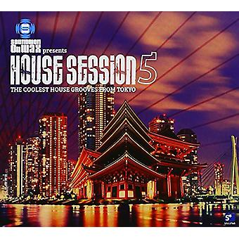 Various Artists - House Sessions 5 Pres Soundmen on Wax [CD] USA import