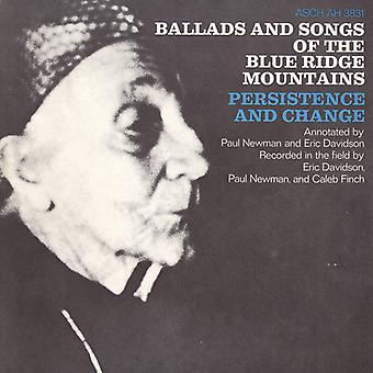 Ballader & låtar av Blue Ridge Mountains: Persi - ballader & låtar av Blue Ridge Mountains: Persi [CD] USA import