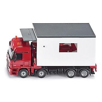 Siku Truck With Removable Garage