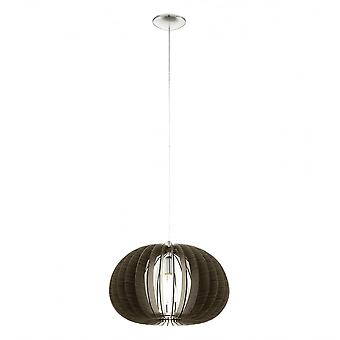 Eglo Cossano Open Shade Ceiling Pendant
