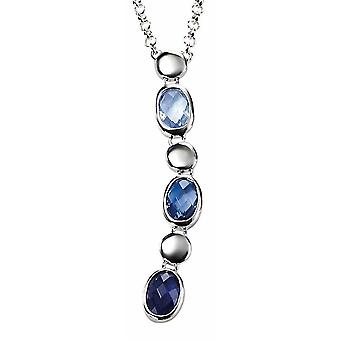 925 Silver Necklace Necklace Crystal