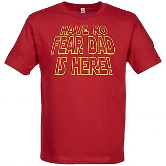 Spoilt Rotten Have No Fear, Dad Here Men's T-Shirt