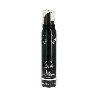 Keune Color Styling Mousse 4 Natural Brown 125ml