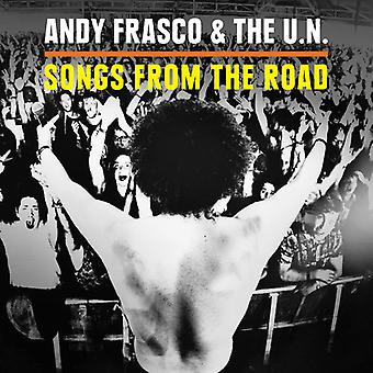 Andy Frasco - sange fra the Road [CD] USA import