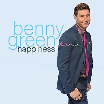 Benny grøn - lykke! Live på Kuumbwa [CD] USA import