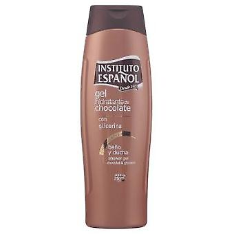 Instituto Español Chocolate Glycerin Shower Gel 750 Ml