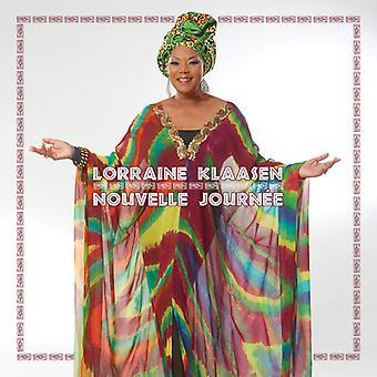 Lorraine Klaasen - Nouvelle Journee [CD] USA importerer