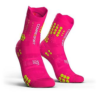 Compressport Pro Racing V3.0 Hej Cut Trail sokker