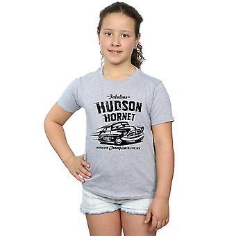 Disney Girls Cars Hudson Hornet T-Shirt
