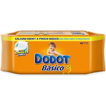 Dodot Basic Wipes (Childhood , Diaper and changers , Wipes )
