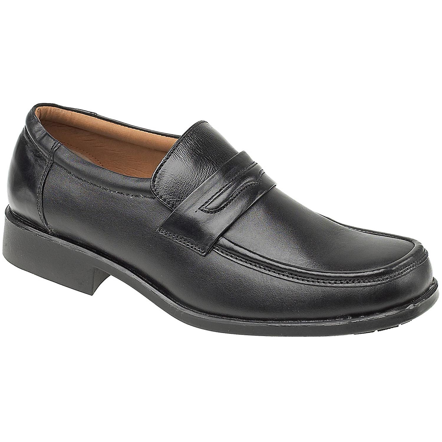 Amblers Leather Manchester Leather Amblers Loafer / Mens Shoes 902a03
