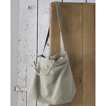 Bags By Jassz Zipped Canvas Shopper