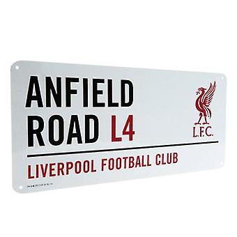 Liverpool Street Sign LB