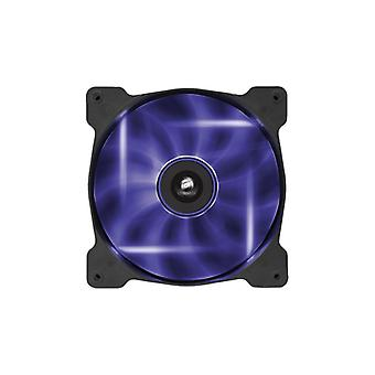 The Corsair Fan, AF140, Low noise Purple LED, Single pack
