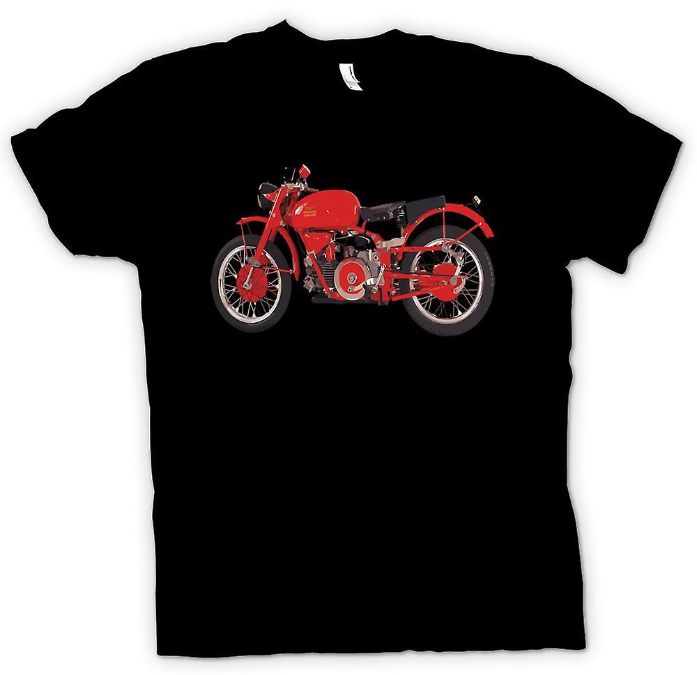 Womens T-shirt - Moto Guzzi Taranto 56 Col - cykel
