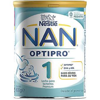Nestlé Nan Optipro 1 (Jeugd , Voederen , Powder milk , Start Melk)