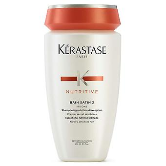 Kerastase Nutritive Satin Bath 2 Irisome 250 ml  (Hair care , Shampoos)