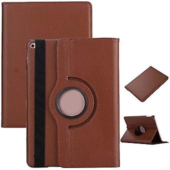 Cover 360 degrees Brown case cover pouch bag for NEW Apple iPad 9.7 2017 new