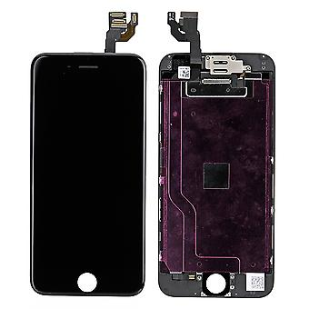 For iPhone 6 - Complete LCD Screen - Black - High Quality | iParts